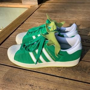 LIMITED EDITION KERMIT THE FROG ADIDAS